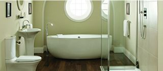 We design and install bathrooms: Call DripFix on 0845 020 0670