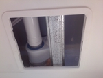 Boiler flue inspection panels - New rules - Call 07946 608991 now!