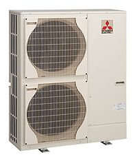 We install and service heat pumps